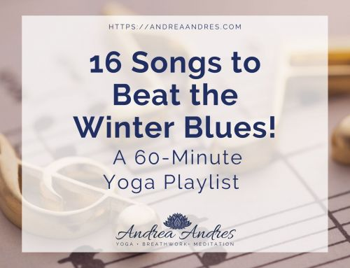 16 Songs to Beat the Winter Blues: A 60-Minute Winter Yoga Playlist